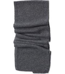 'ika' cashmere scarf - grey