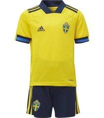 trainingspak adidas zweden mini-thuistenue
