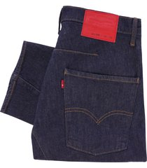 levi's engineered jeans 570 baggy tapered fit jeans - rinse 72777-0000