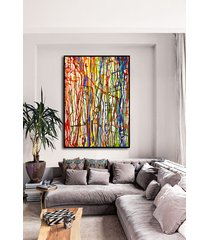 abstrakcja - obraz lub plakat