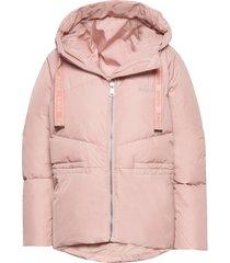 w. waspy jacket fodrad jacka rosa svea