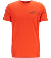 boss men's tee 8 regular-fit t-shirt