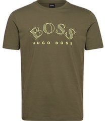 tee 1 t-shirts short-sleeved grön boss