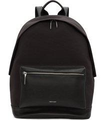 matt & nat balilg large backpack, black