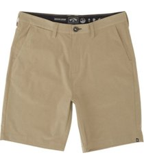 men's surf trek heather shorts