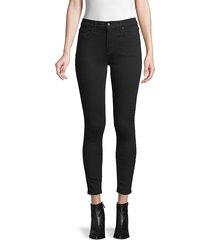 joe's jeans women's greeley high-rise skinny ankle jeans - greeley - size 30 (8-10)