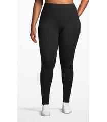 lane bryant women's active essential legging 22/24 black
