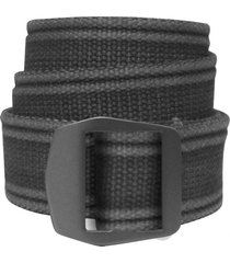 cinturon hombre stealth grey gris doite