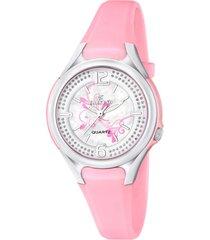 reloj digital crush rosa calypso
