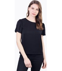 blusa olivia negra jacinta tienda