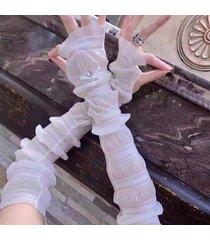 fascia braccio in nailon con uv protezione