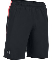 pantaloneta under armour launch sw 9-negro-naranja