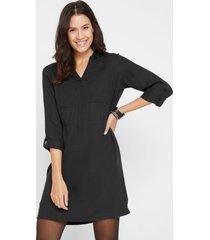 duurzame jurk, tencel™ lyocell