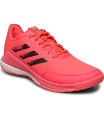 crazyflight m tokyo shoes sport shoes training shoes- golf/tennis/fitness rosa adidas performance
