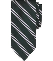 corbata mini rep verde brooks brothers