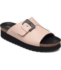 greta shoes summer shoes flat sandals rosa sweeks