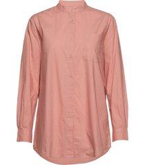 always shirt crisp långärmad skjorta rosa moshi moshi mind
