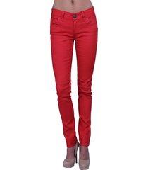aries - dept - broeken - rood