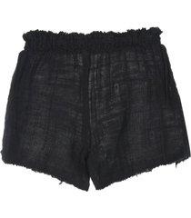pearl & caviar shorts