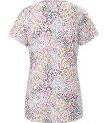pyjama bloemenornamenten van fürstenberg beige
