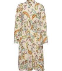 neo paisley drolly jurk knielengte multi/patroon mads nørgaard