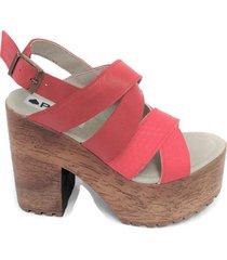 sandalia coral picas shoes