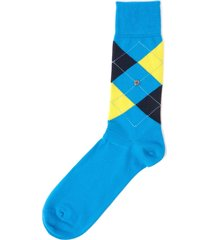 burlington socks aqua king socks 21020-6830