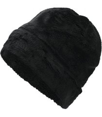 gorro osito negro the north face