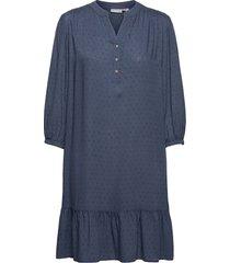 frbajoy 2 tunic dresses everyday dresses blå fransa