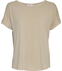 moss copenhagen t-shirt 15456 fenya beige
