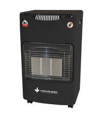 aquecedor de ambientes a gás venâncio 03pv 3 queimadores