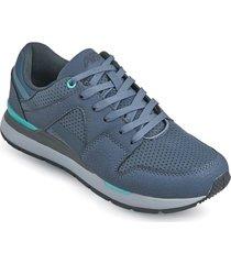 zapatos jogger aeroflex gris md9020