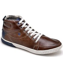 sapatênis top franca shoes casual - masculino