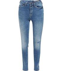 jeans skinny high rise denim esprit