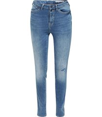 jeans skinny high rise denim esprit