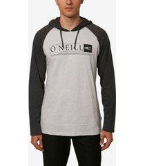 o'neill men's fields pullover knit shirt