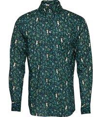 mills jungle overhemd business groen whyred