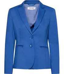 blazer long-sleeve blazers casual blazers blå gerry weber