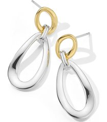 ippolita chimera classico cherish snowman earrings in silver at nordstrom
