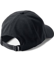 gorra running under armour renegade cap mujer negro