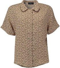 blouse riyanka beige