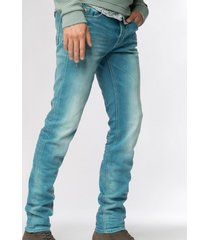 cast iron riser scg slim jeans destroyed plekken