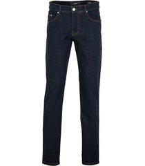 brax broek 5-pocket donkerblauw
