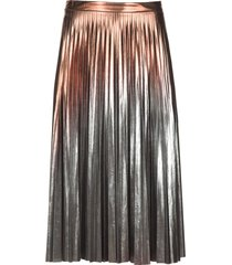 metallic plissã©rok hannah  metallic