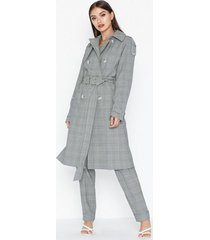 michael michael kors y.d glen plaid trench kappor