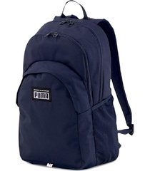 mochila azul puma academy