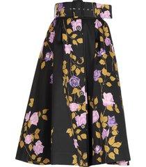 msgm cotton skirt