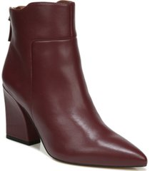 franco sarto venture booties women's shoes