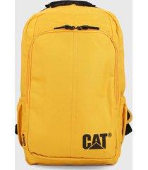 morral  amarillo-negro cat