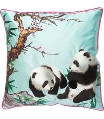 almofada panda 1 silk - 45x45